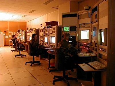 Salle de quart du CGE en charge du recueil (source 44° RT)