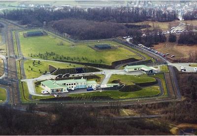 Centre de guerre électronique (source 44° RT)