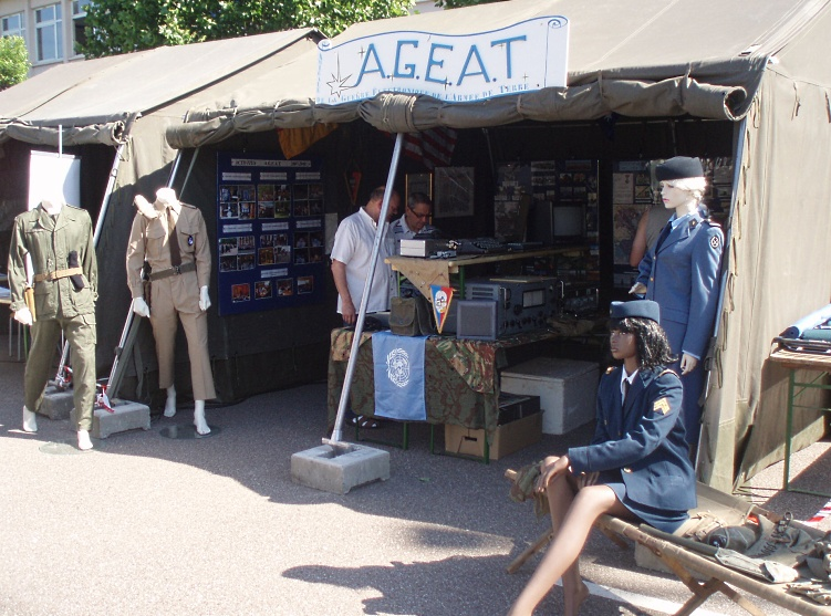 Stand AGEAT